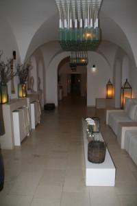 Borgo Eganzia ingresso interno