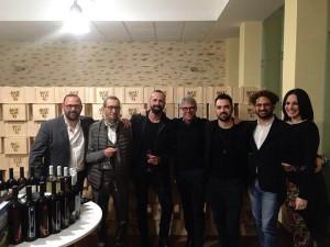 Massimiliano Apollonio, Maurizio Maggiani, Massimiliano Mammarella, Marcello Apollonio, Raffaele Casarano, Gianpiero Pisanello, Marianna Mammarella