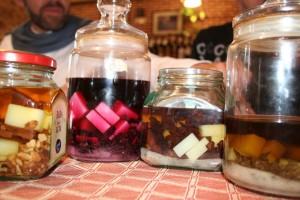 conclusione con zuccherini aromatizzati