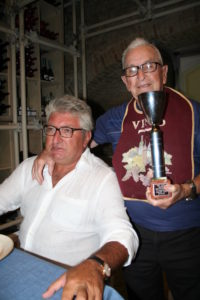Giovanni con Alberto