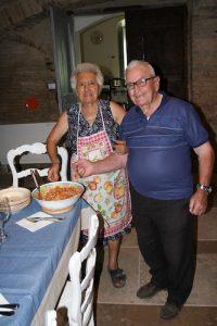 Mamma Adele e Papà Giovanni