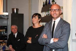 Monica Caradonna, Giacomo Di Feo, Alessandro Scorsone