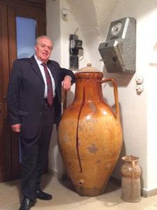 Bruno Garofano e i Capasoni