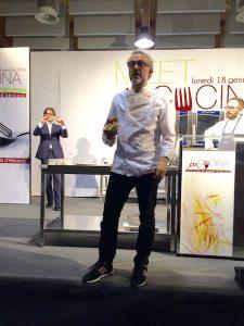 Massimo Bottura a Meet in Cucina
