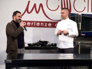 Nicola Fossaceca a destra e Alessandro Bocchetti