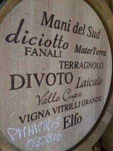 Nomi dei vin