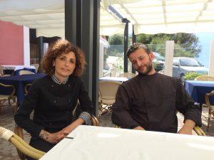 Solly Tomasone e Alessandro Tamburrano