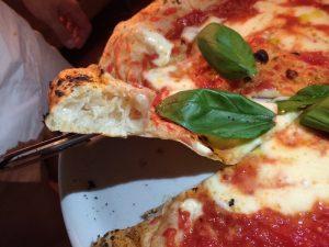 Carpe Diem lievitazione cornicione pizza