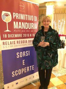 Francesca maroni organizzatrice del convegno