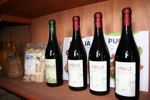 I Vini Paglione di Lucera