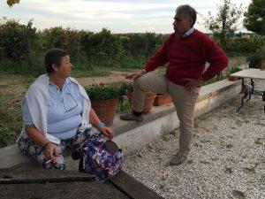 Liliana e Roberto Perrone Capano