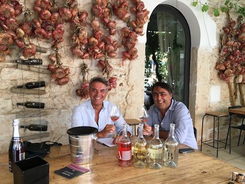 Andrea De Palma e Filippo Cassano