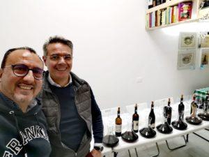 Nunzio Quatela e Andrea De Palma
